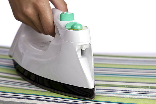 Ironing by Blink Images