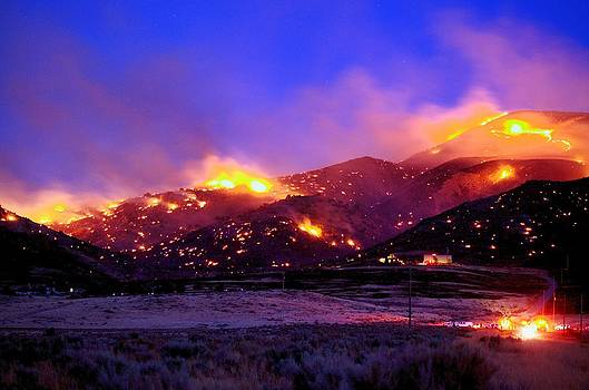 IronWood Fire by SB Sullivan
