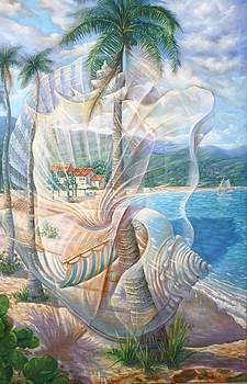 Island Retreat by Jorge Cardenas