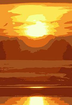 Ramona Johnston - Island Sunset