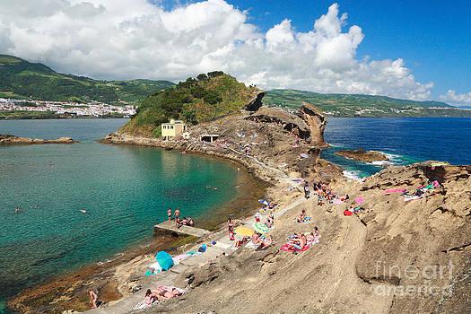 Gaspar Avila - Islet in the Azores