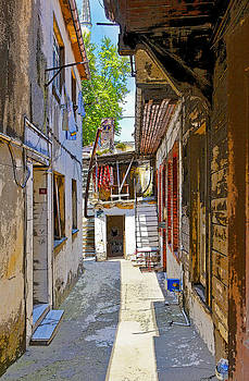 Kantilal Patel - Istanbul Alley