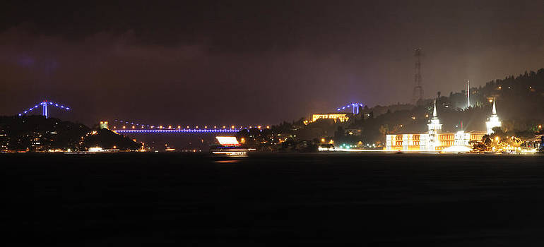 Kantilal Patel - Istanbul Night Line