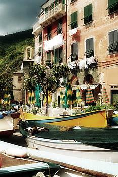 Italian Laundry by Virginia Furness