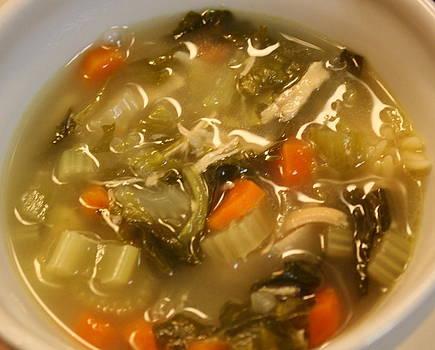 Anne Babineau - Italian soup