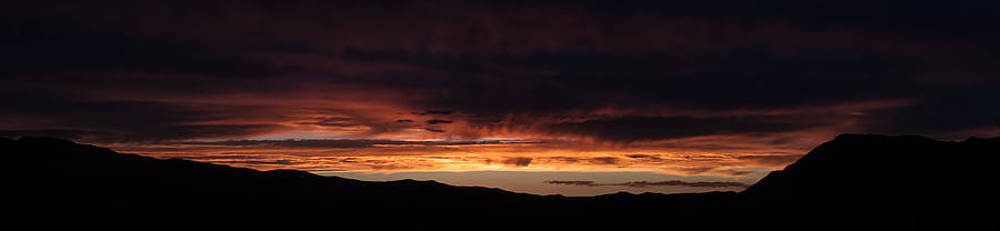 Ivins Sunset 6 by Chris Fullmer