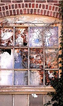 Ivy Window by Jaye Crist