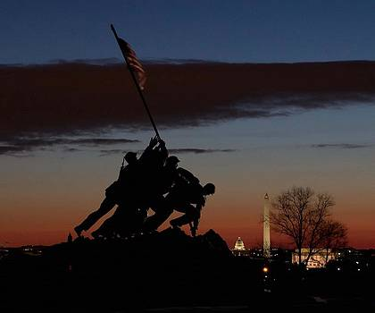 Iwo Jima  by Glenn Lawrence