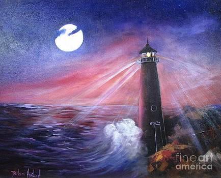 Jackie's Lighthouse by Barbara Haviland