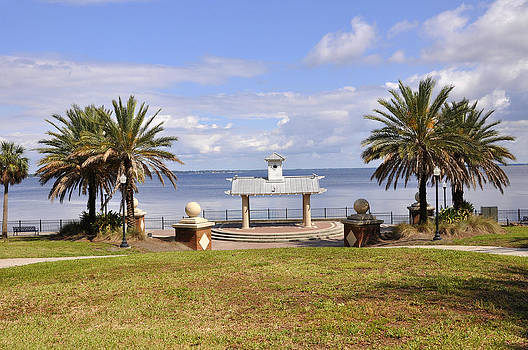Jacksonville Park View by Sarah McKoy