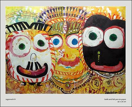 Jagannath IV  by Natalya  Bhasin