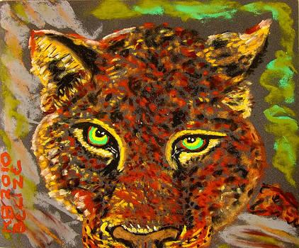 Jaguar Mama by Kathryn Barry