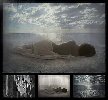 J'ai une ame solitaire - IV by Akos Kozari
