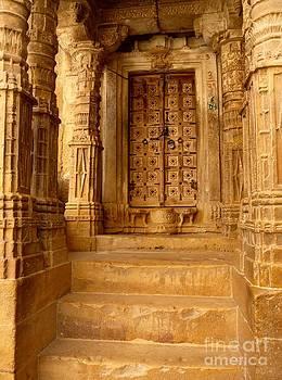 Sophie Vigneault - Jaisalmer Palace