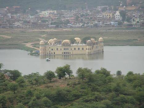 Jal Mahal  Palace In Water by Hemant Raj Singh