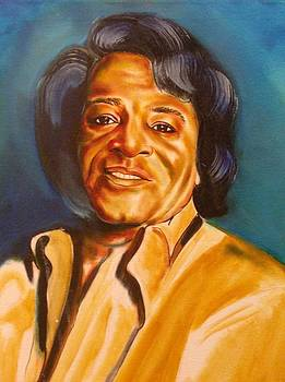 James Brown by James  Thompson