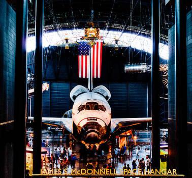 David Hahn - James S. McDonnell Space Hangar