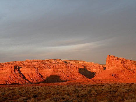 January Dawn in Valley of the Gods by Feva  Fotos