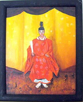 Japanese Groom by John Sowley