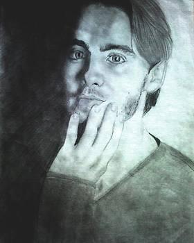 Jared Leto by Elle Ryanoff