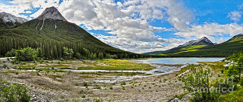 Gregory Dyer - Jasper National Park - Beautiful View