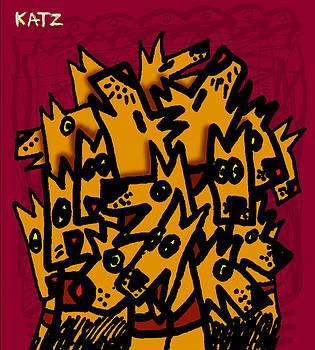 Jauria by Daniel Katz