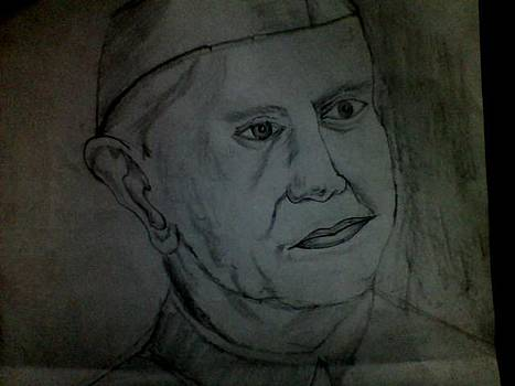 Jawaharlal Nehru by Sivaranjani Kumarasamy