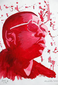 Jay-Z by Michael Ringwalt