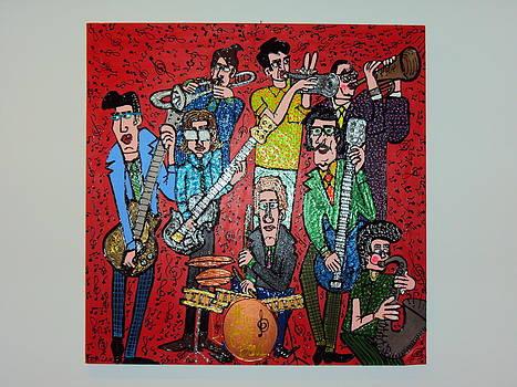 Jazz band by Fernando  Sucre