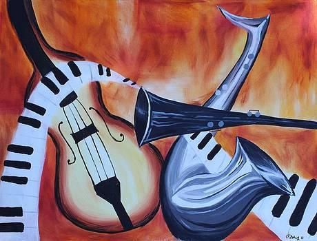 Jazz Ensemble by Erin Wildsmith