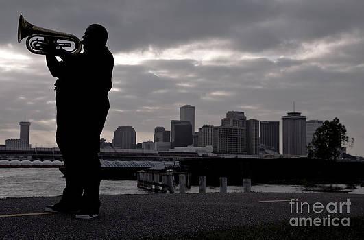 Jazz in New Orleans by Lukasz Zakrzewski