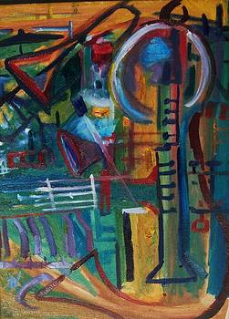 Jazz over the Home Place by James Christiansen