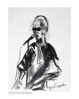 Jazz vocals by Reza Sepahdari