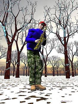 Walter Oliver Neal - Jazzmas In The Park 3