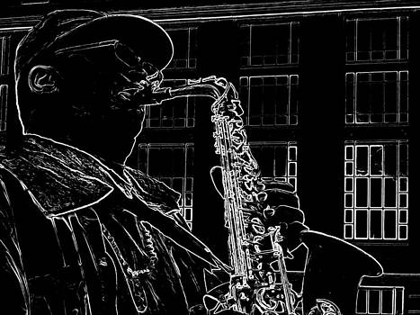 Jazzy Feeling by Saheed Fawehinmi