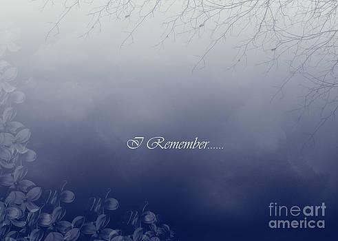 Je me souviens by Trilby Cole