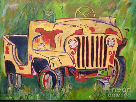 Jeep  Jeep by Diana Dice