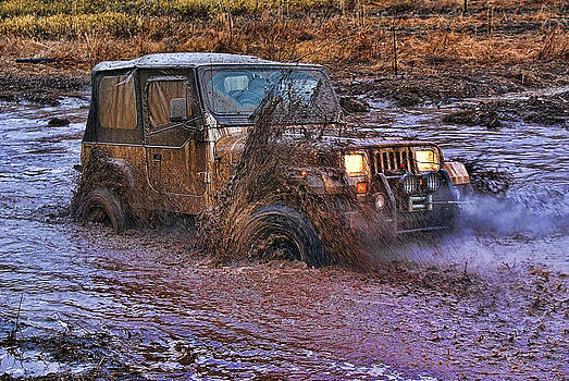 Jeepin Fun by Timothy Donahue
