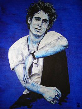 Jeff Buckley by Luke Morrison