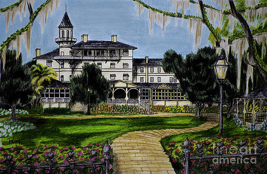 Jekyll Island Resort by Robert Thornton