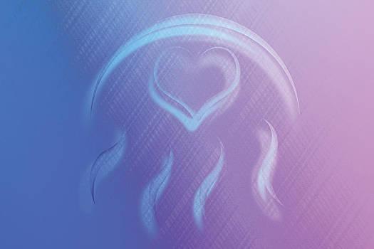 Jellyfish Love by Brendan Moeller