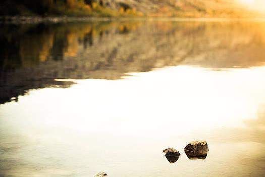 Jenny Lake by Betsy Barron