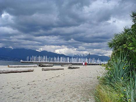 Diana Cox - Jericho Beach