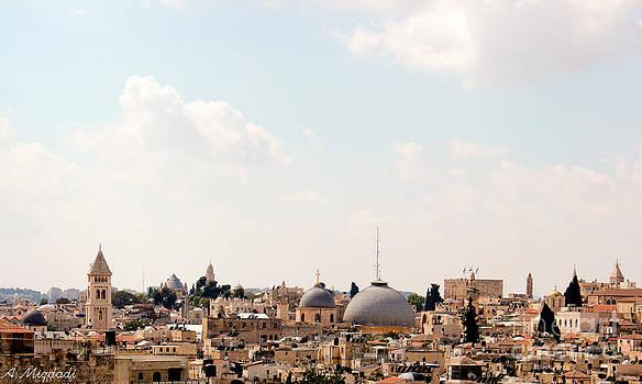 Jerusalem by Amr Miqdadi