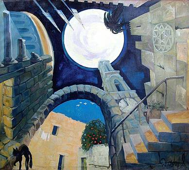 Jerusalem. Nights and Days by Ilya Drozdov
