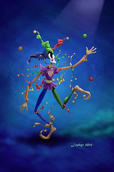 Jester by Jephyr Art