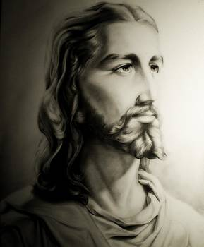 Jesus  by David Orellana