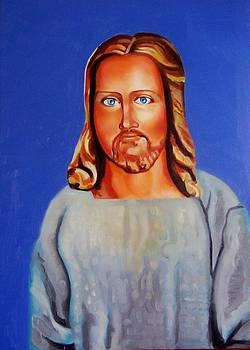 Jesus by Leo Mikolin