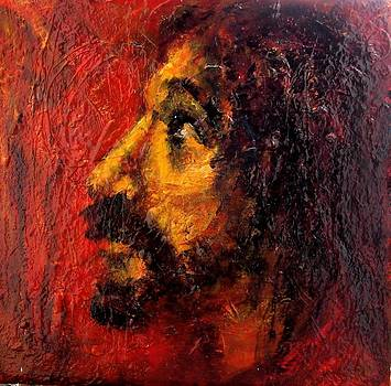 Jesus  by Marina R Burch