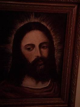 Jesus by Norma Ferreira